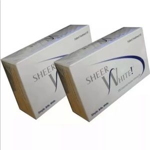 Other - Sheer White Professional Teeth Whitening Strips